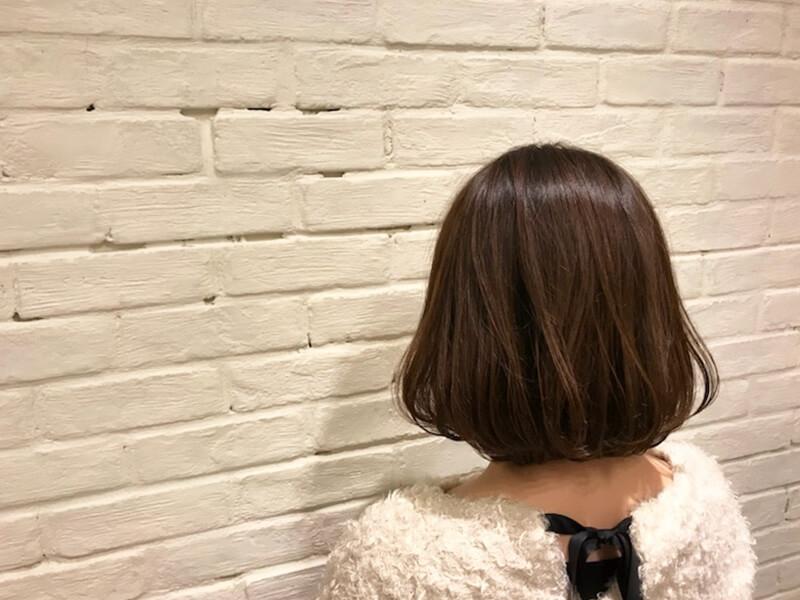 福島市の美容室 | chouchou ボブスタイルイメージその1