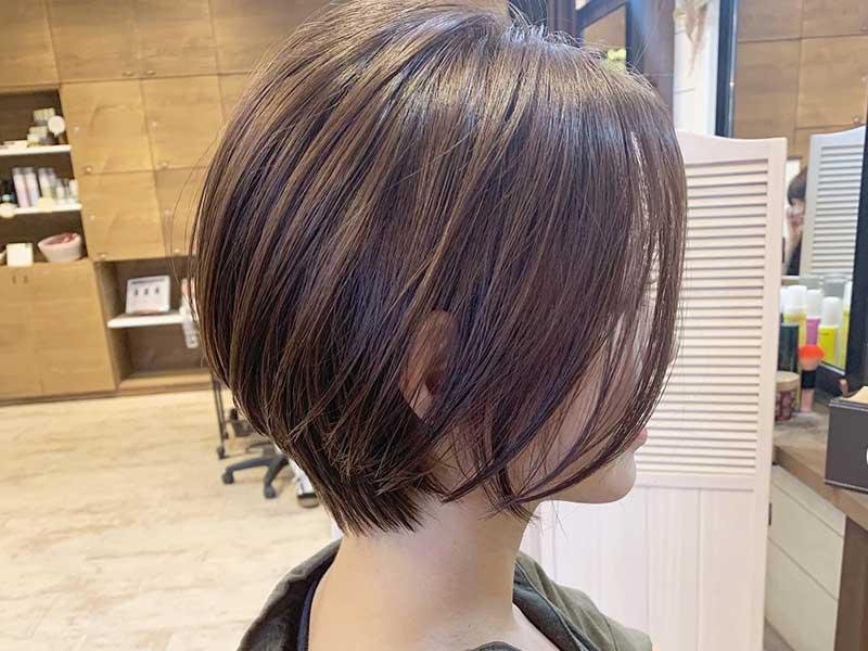 福島市の美容室 | chouchou ボブスタイルイメージその2