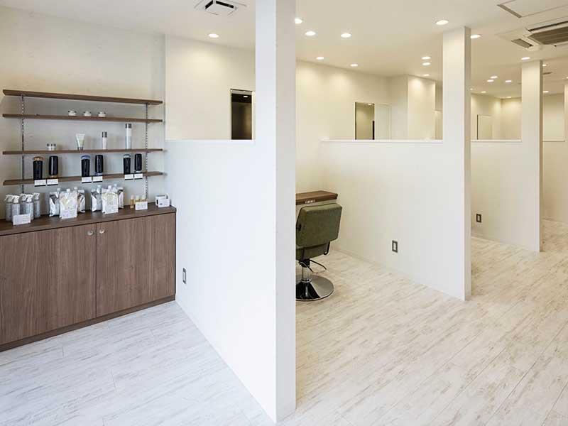 福島市の美容室 | chouchou 髪の変化(細毛・痛み・クセ)を感じているオトナ女性から絶大な人気を頂いている美容室 イメージ