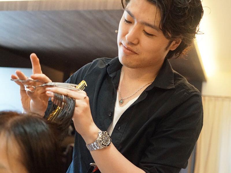福島市の美容室 | chouchou 代表からのメッセージ