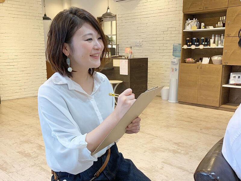 福島市の美容室 | chouchou 1日5名様限定・完全予約制・マンツーマン対応イメージ