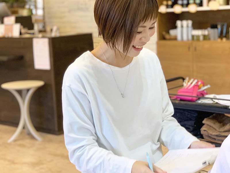 福島市の美容室 | chouchou 福島市の美容室chouchouではイメージの共有】に力を入れております イメージ
