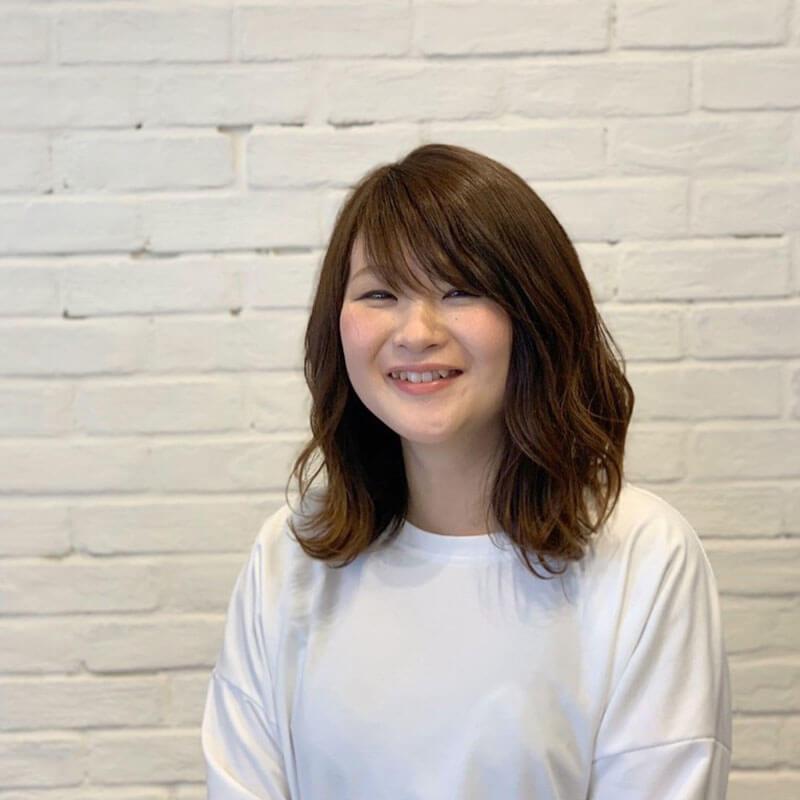 福島市の美容室 | chouchou | スタイリスト 窪田良香(くぼたみか)