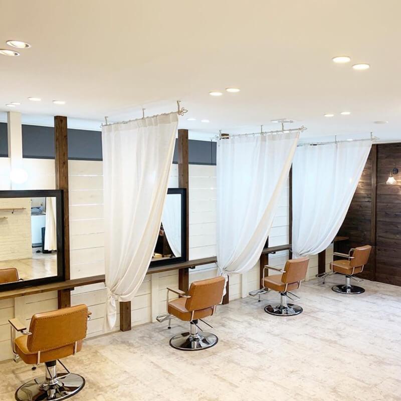 福島市の美容室 | chouchou 店舗イメージその3 店内その2