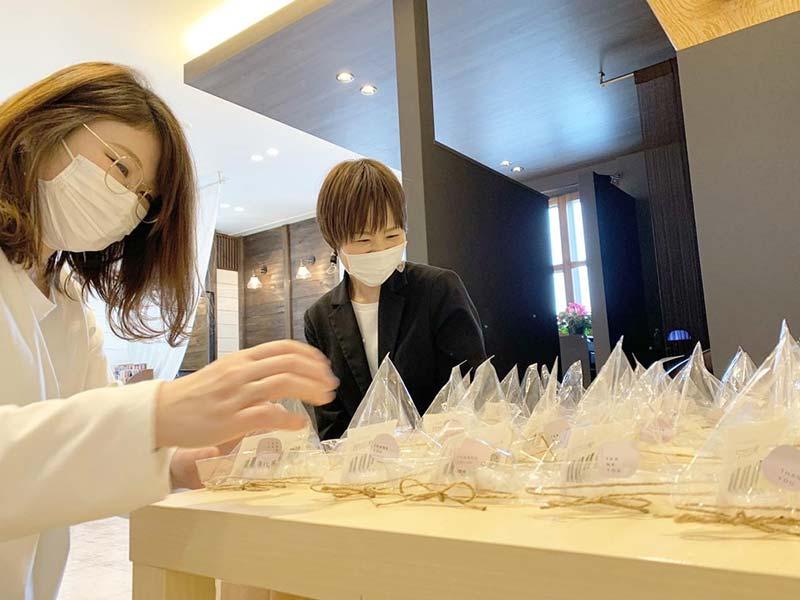 福島市の美容室 CHOUCHOU 福利厚生についてイメージ